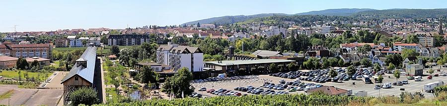 Panorama Bad Dürkheim Annahmestellen Teppichwäscherei Grießhaber
