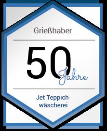 50 Jahre Jet Teppichwäscherei